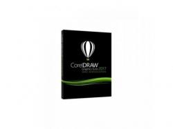 CorelDraw Graphics Suite 2017 Small Business Edition, English, Windows, 3 User, Retail Box