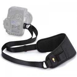 Curea de umar pentru camera foto DSLR Case Logic DCS101, Black