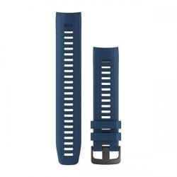 Curea Smartwatch Garmin pentru Ceasuri Garmin Instinct, 22mm, Blue
