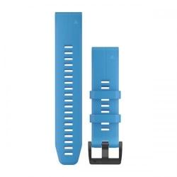 Curea Smartwatch Garmin QuickFit 22, Cyan Blue
