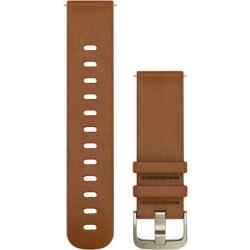 Curea smartwatch Garmin Vivomove HR, Brown