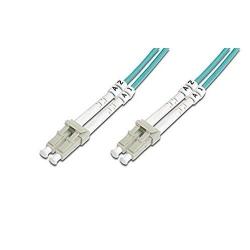 DIGITUS Fiber Optic Patch Cord, LC / LC 2m