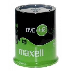 DISC DVD+R 4.7GB 16X 100BUC MAXELL