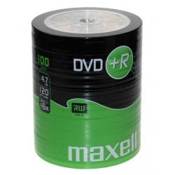 DISC DVD+R 4.7GB 16X 100BUC MAXELL Pret pe bucata