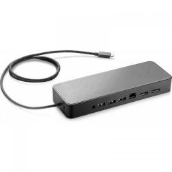Docking station HP Universal 1MK33AA, USB-C, Black