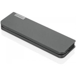 Docking Station Lenovo ThinkPad USB-C, Black
