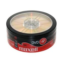 DVD-R Maxell 16x, 4.7GB,  25buc, Spindle