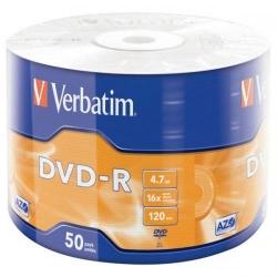 DVD-R Verbatim 43788, 16x, 4.7GB, Matt Silver
