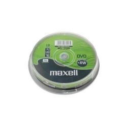 DVD+RW Maxell 10 buc 4.7 GB DVD+RW-4.7GB-4X-SHR10-MXL