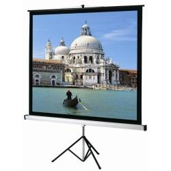 Ecran de proiectie cu trepied Sopar Junior SP1120 125x125cm