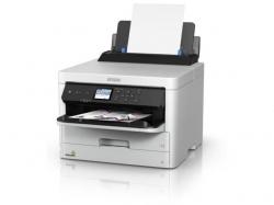 Imprimanta Inkjet Color Epson WorkForce Pro WF-C5210DW, Black-White
