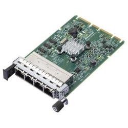 Ethernet Adapter Lenovo ThinkSystem Broadcom 5719, 4 x RJ45 OCP