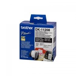 Etichete Brother DK11208
