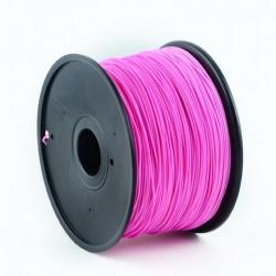 Filament Gembird HIPS, 3mm, 1kg, Magenta