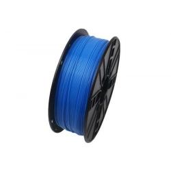 Filament Gembird PLA, 1.75mm, 1kg, Fluorescent Blue