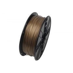 Filament Gembird PLA, 1.75mm, 1kg, Gold