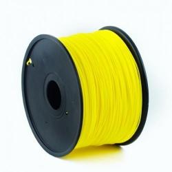Filament Gembird PLA, 1.75mm, 1kg, Yellow