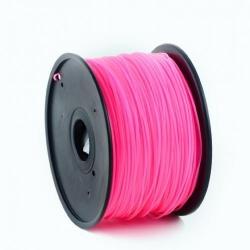 Filament Gembird PLA, 3mm, 1kg, Pink