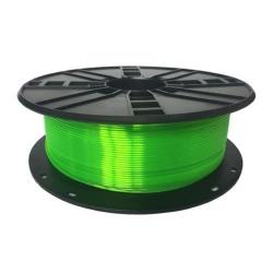 Filament Gembird PLA-plus, 1.75mm, 1kg, Green