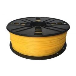 Filament Gembird TPE, 1.75mm, 1kg, Yellow