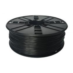 Filament Gembird TPE FLEXIBLE, 1.75mm, 1kg, Black