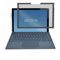 Filtru de confidentialitate Dicota Secret 2-Way pentru Surface Pro 4/ Surface Pro (2015-2018), 12.3inch