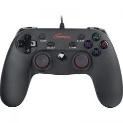 Gamepad cu vibratii Natec GNSPV65, PC/PS3
