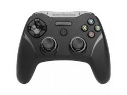 Gamepad SteelSeries Stratus XL (iOS, Mac), Bluetooth, Black