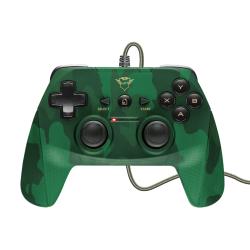 Gamepad Trust GXT 540C Yula, USB, Green