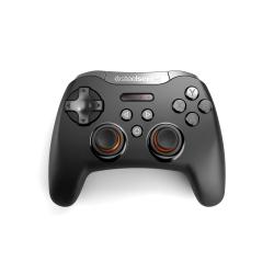 Gamepad wireless MSI SteelSeries Stratus XL, Bluetooth, Black