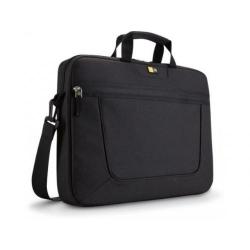 Geanta Case Logic, notebook de max. 15.6, 1 compartiment, buzunar frontal, waterproof, poliester, negru, Top Load