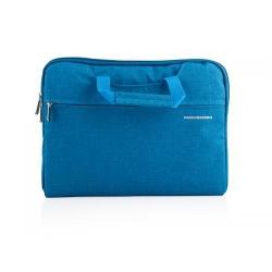 Geanta Modecom Highfill pentru laptop de 15.6inch, Blue