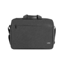 Geanta Natec Genesis ASAMA BS100 pentru laptop de 15.6inch, Black