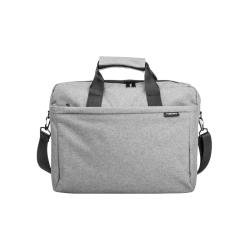 Geanta Natec Mustela pentru laptop de 15.6inch, Grey