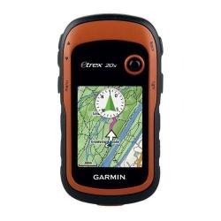 GPS Montan Garmin eTREX 20X, 2.2inch, Harta de baza a lumii