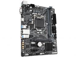 Placa de baza Gigabyte H410M H, Intel H410, socket 1200, mATX