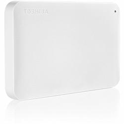 Hard disk extern Toshiba Canvio Ready, 500GB, USB 3.0, 2.5inch, White