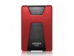 Hard Disk Portabil A-Data DashDrive Durable HD650 2TB, 2.5inch, USB3.1, Red