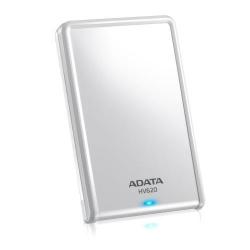 Hard Disk Portabil A-Data HV620 1TB, alb, 2.5inch