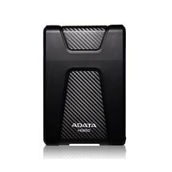 Hard Disk Portabil Adata Durable HD650, 1TB, USB 3.1, 2.5inch, Black
