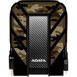 Hard disk portabil ADATA HD710M Pro 1TB, 2.5 inch, USB 3.0, Camouflage