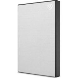 Hard Disk Portabil Seagate Backup Plus Slim, 1TB, USB 3.0, 2.5inch, Silver