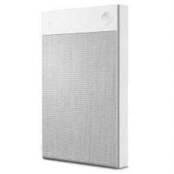Hard Disk Portabil Seagate Backup Plus Touch, 1TB, USB 3.0, 2.5inch, White