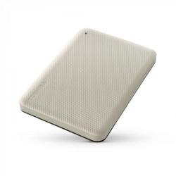 Hard Disk portabil Toshiba Canvio Advance 1TB, USB 3.0, 2.5inch, White
