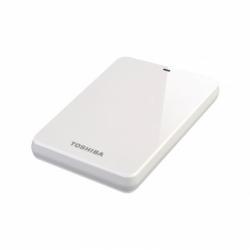 Hard disk portabil Toshiba Canvio Connect II, 500GB,  USB 3.0, 2.5inch, White