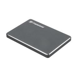 Hard Disk portabil Transcend StoreJet 25C3N 1TB, USB 3.0, 2.5inch, Iron gray