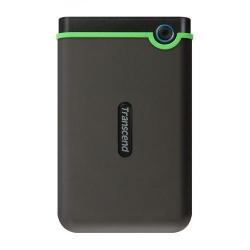 Hard Disk portabil Transcend StoreJet 25MC 1TB, USB 3.1 Tip C, 2.5inch, Iron gray