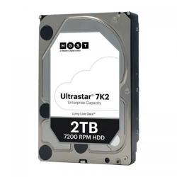 Hard Disk Server Dell HGST Ultrastar, 2TB, SATA, 3.5inch