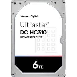 Hard Disk Server Western Digital Ultrastar DC HC310, 6TB, SAS, 256MB, 3.5inch