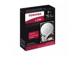 Hard Disk Toshiba L200 2TB, SATA, 128MB, 2.5inch